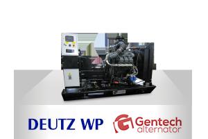 Deutz WP - Gentech (35-700kVA, 50 Hz)