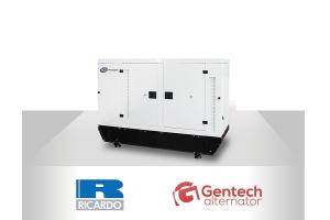 RICARDO C - GENTECH (21-325kVA, 50 Hz)