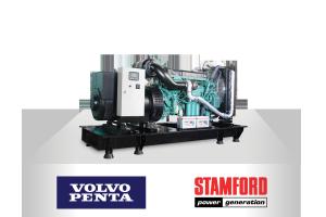 VOLVO - STAMFORD (110 - 695kVA, 50 Hz)