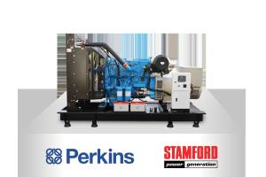 Perkins - Stamford (10-2500kVA, 50 Hz)