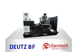 DEUTZ - GENTECH  (40-825kVA, 50 Hz)